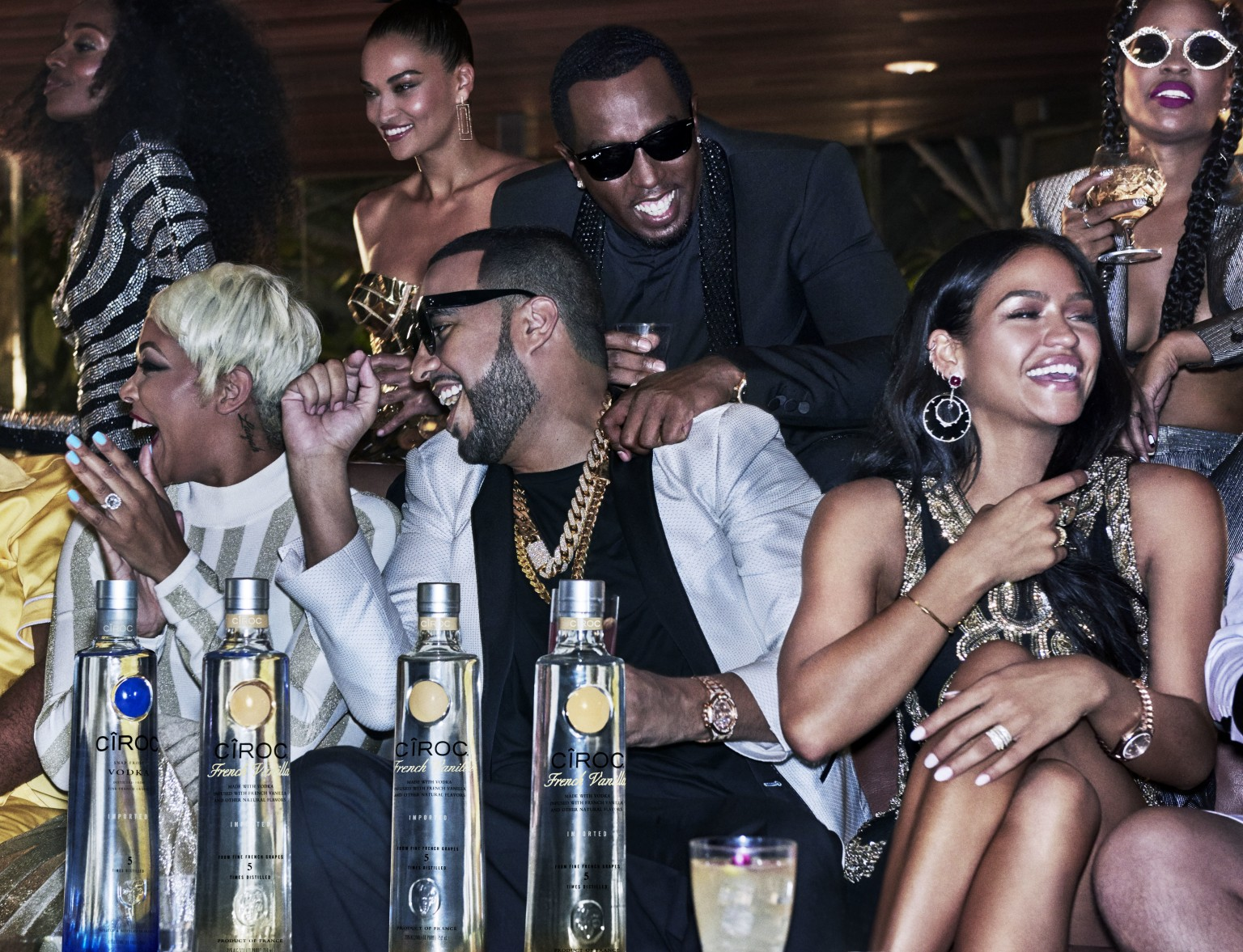Ciroc French Vanilla | 'Welcome to the Family' campaign