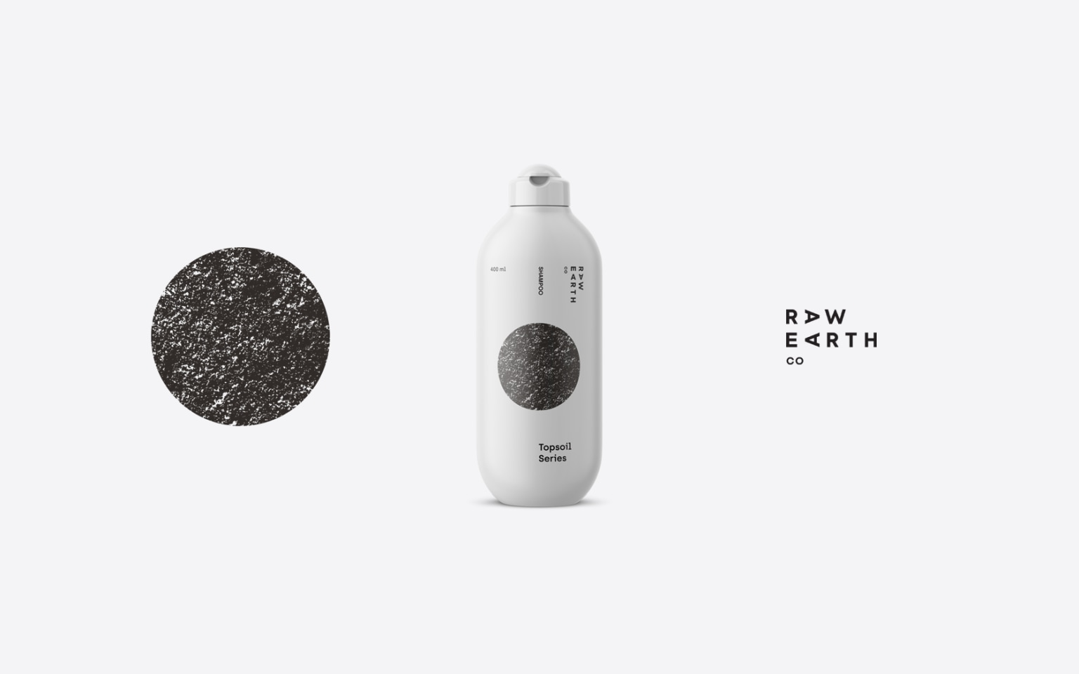 Raw Earth Co branding
