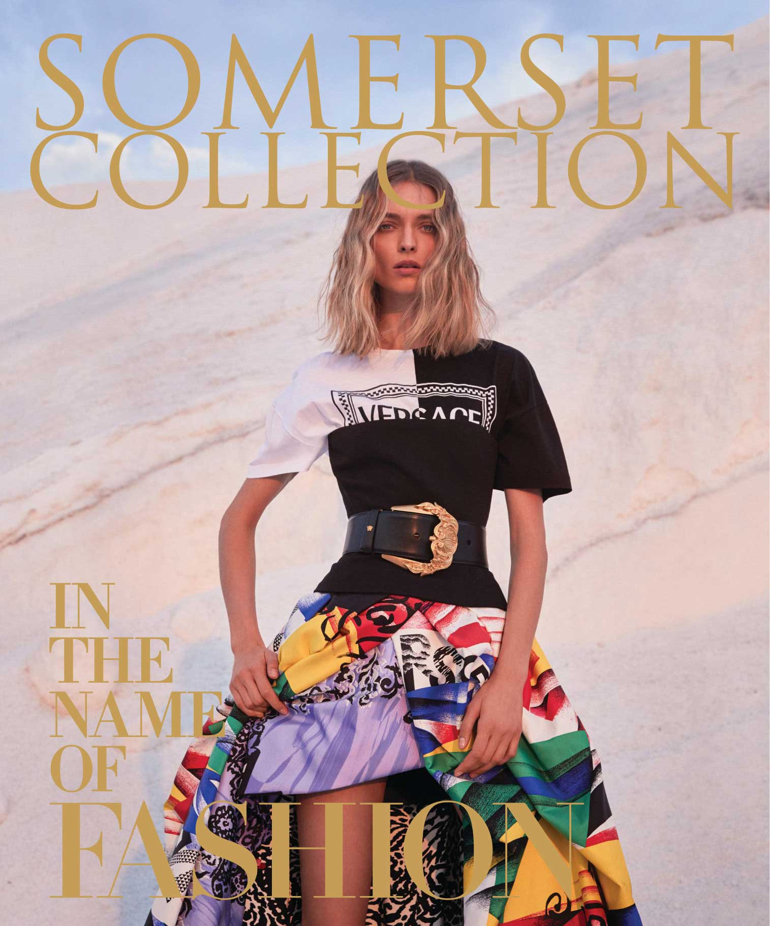 Somerset Collection and Millenia Magazines