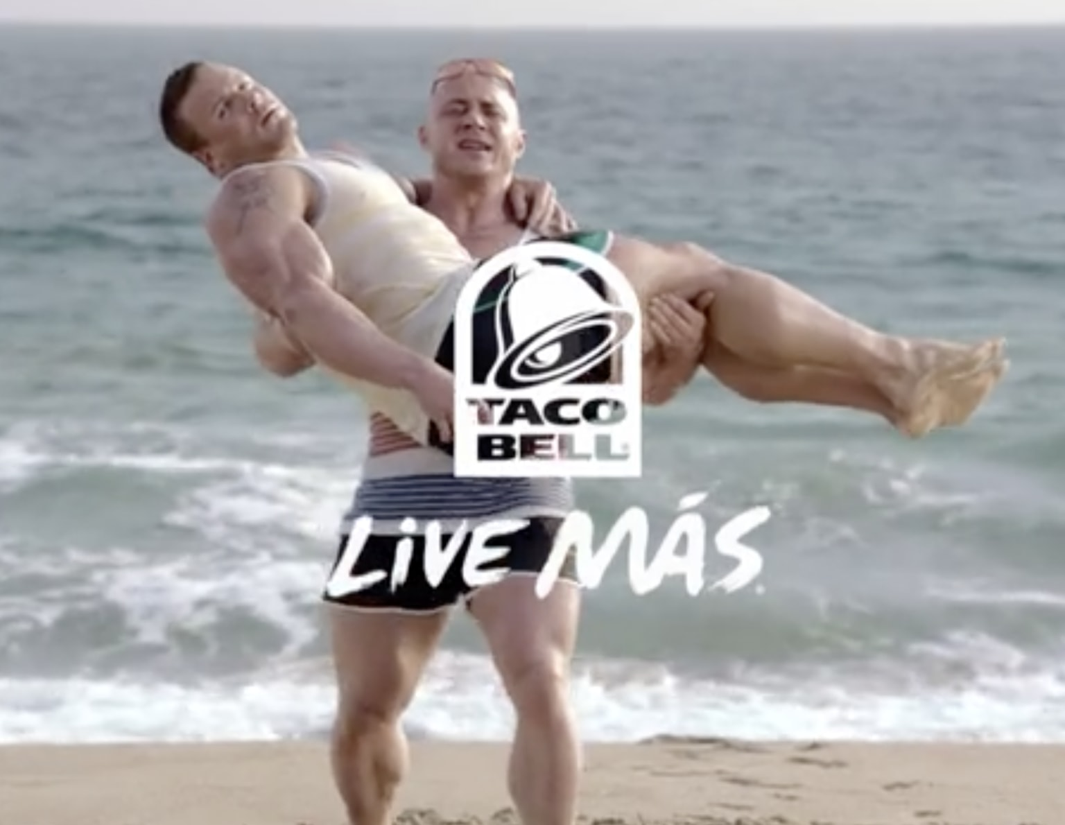 Get This Man Some Protein - Taco Bell
