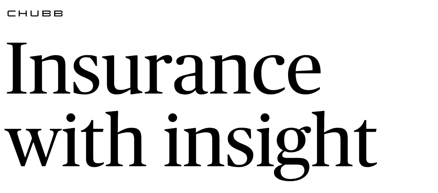 Insurance with insight