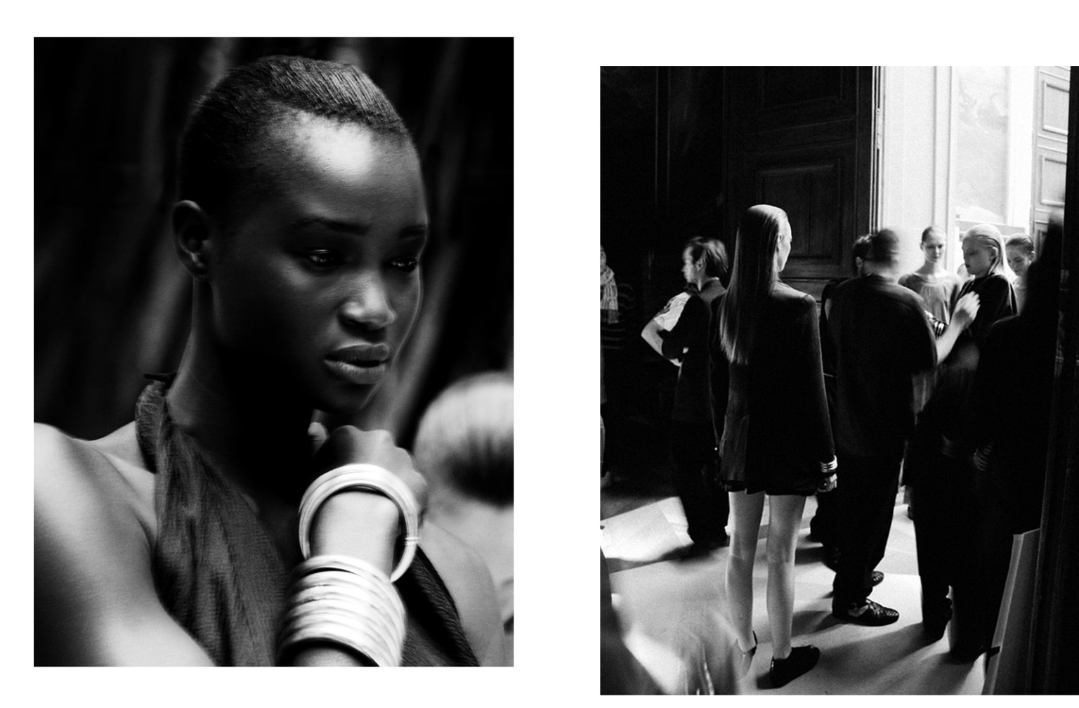 Damir Doma - Backstage Photography