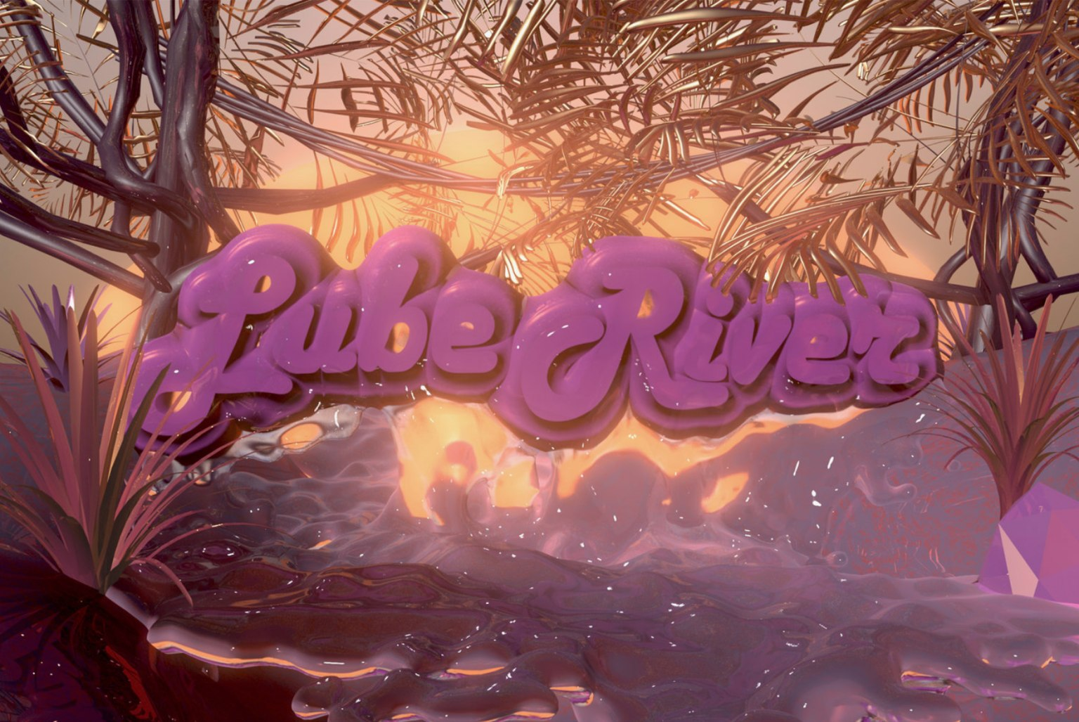 Lube River VR X Babeland