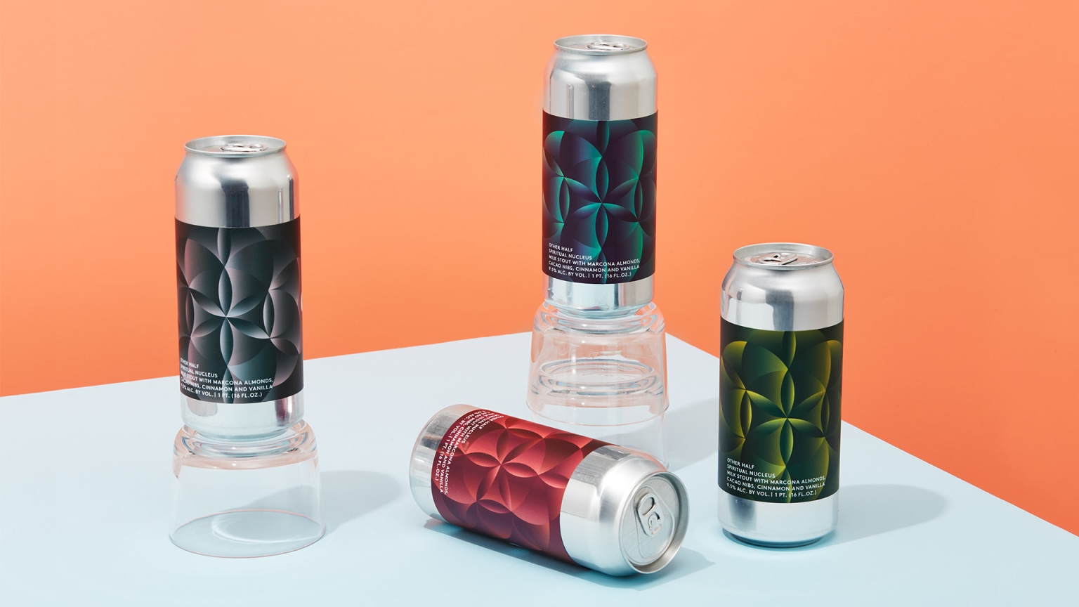 Other Half Brewing Packaging Design