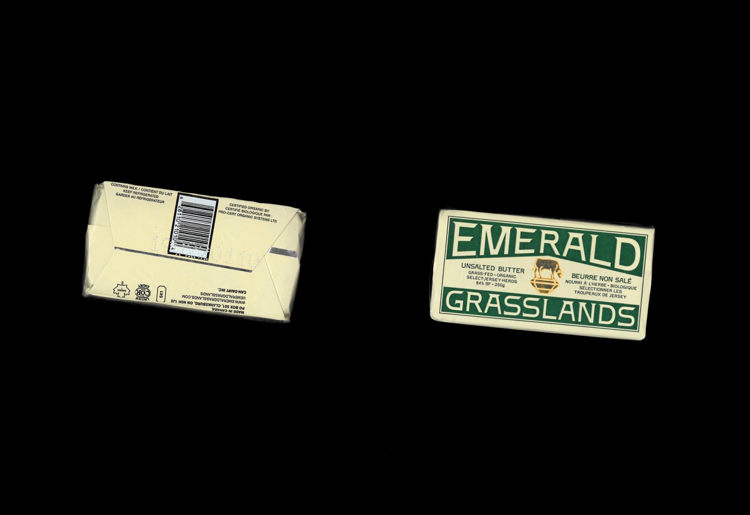 Emerald Grasslands Butter