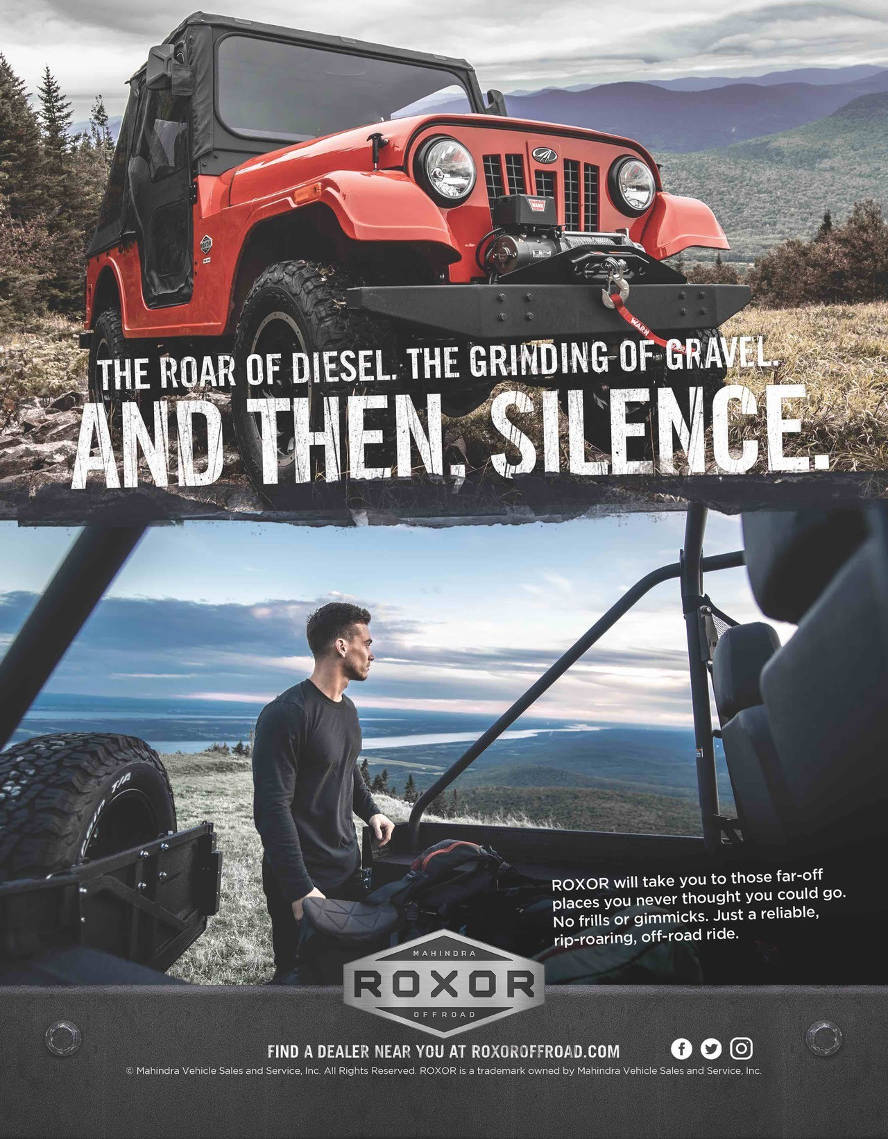 ROXOR | Off-Road Enthusiast Print