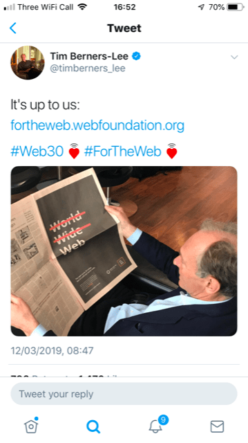 For The Web
