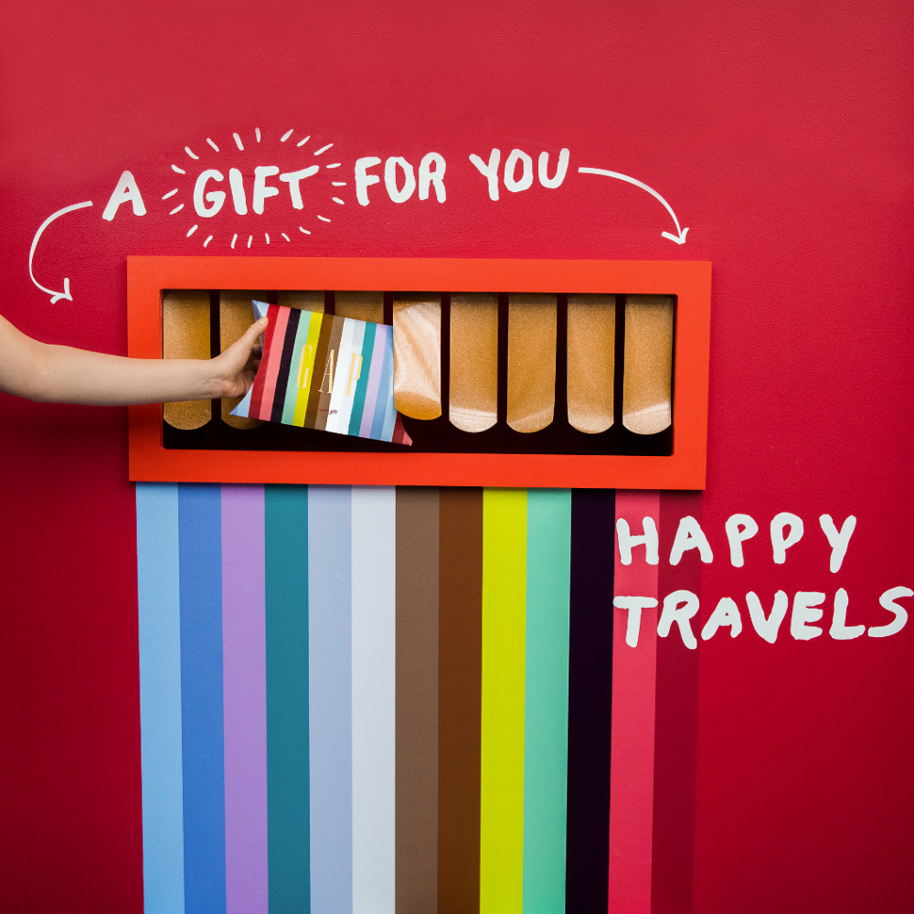 Gap — Share Your Gift