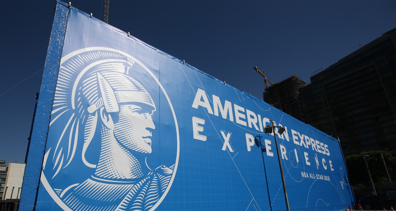 American Express Experience at All-Star 2018