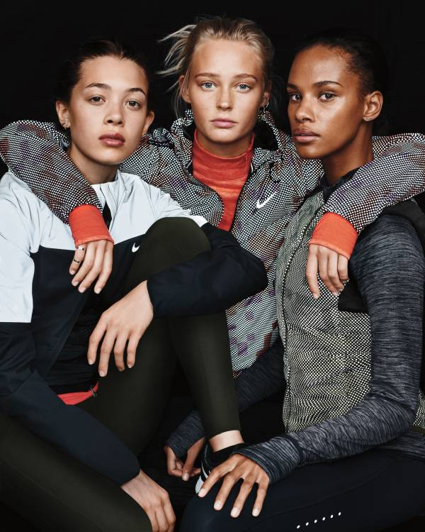 Nike 2015 Winter Style Guide