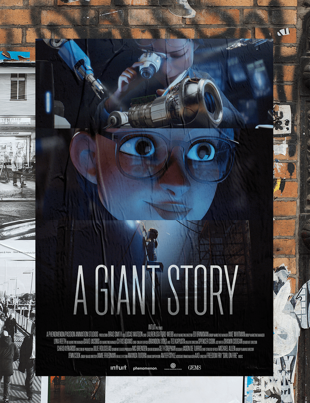 A Giant Story