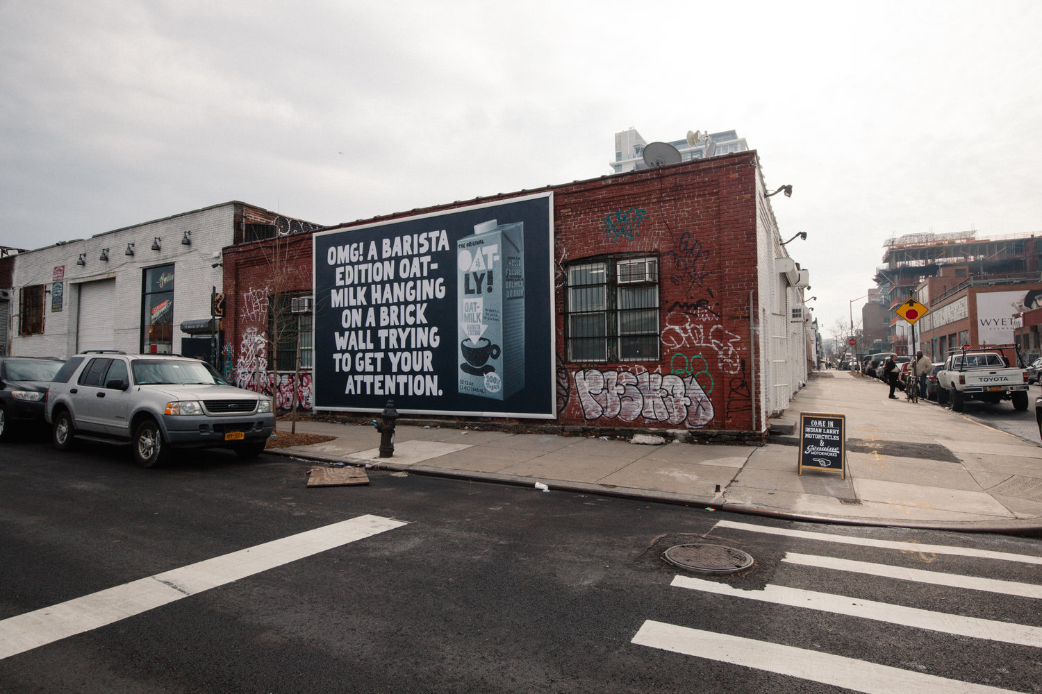 Oatly Comes to the US