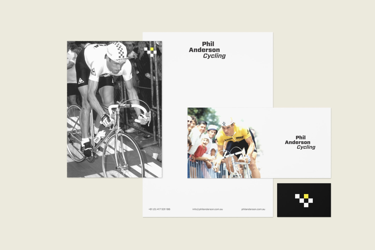 Phil Anderson Cycling
