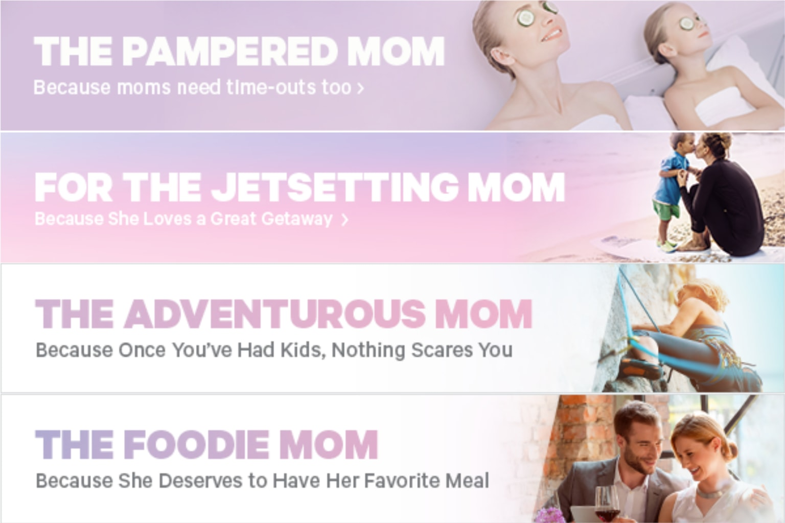 Groupon Mother's Day 2018