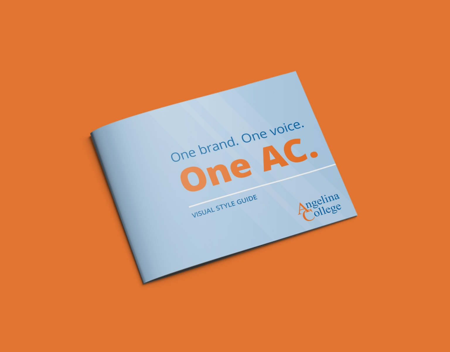 Angelina College Brand Guide