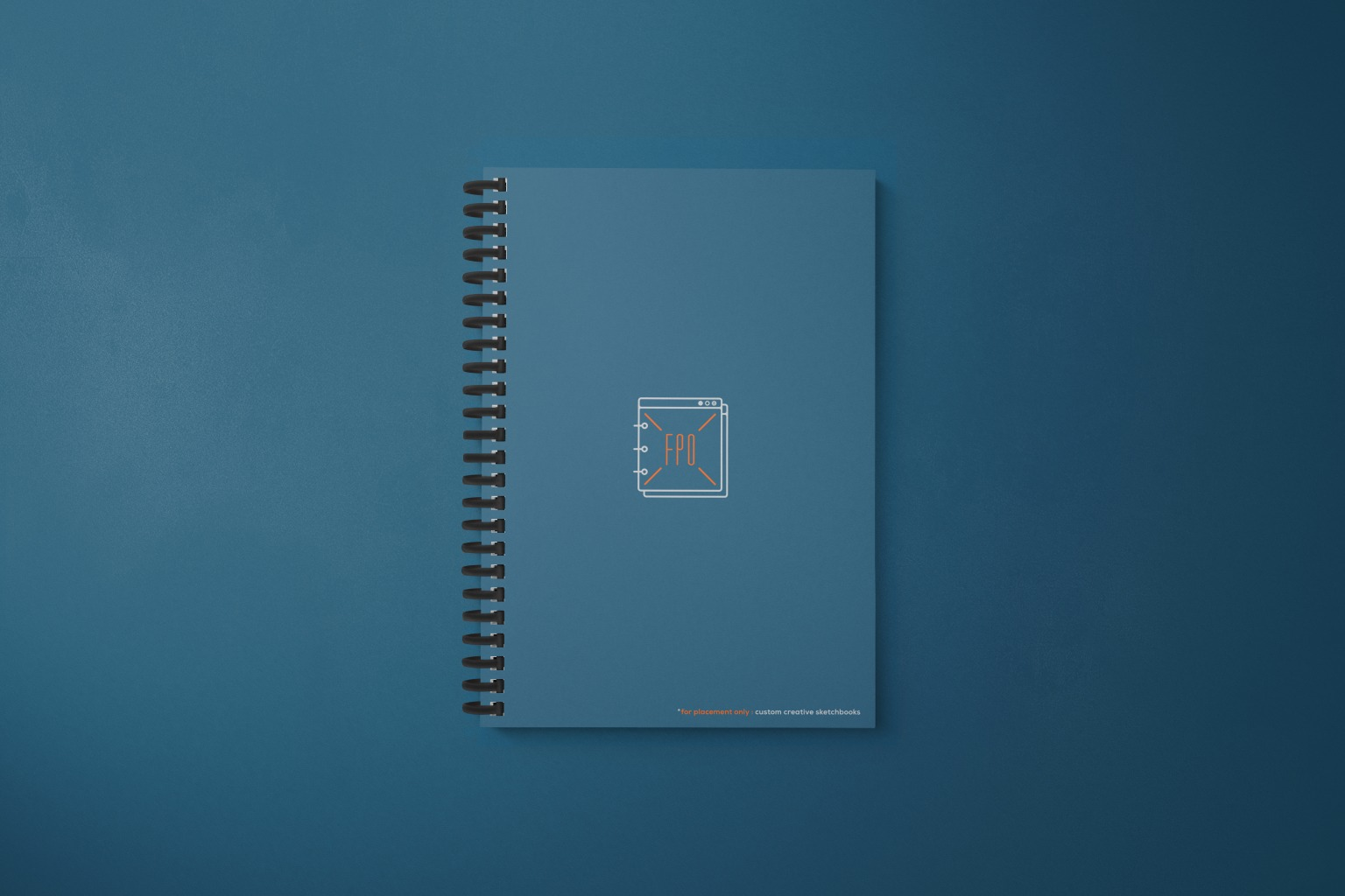 *FPO : Custom Creative Sketchbooks