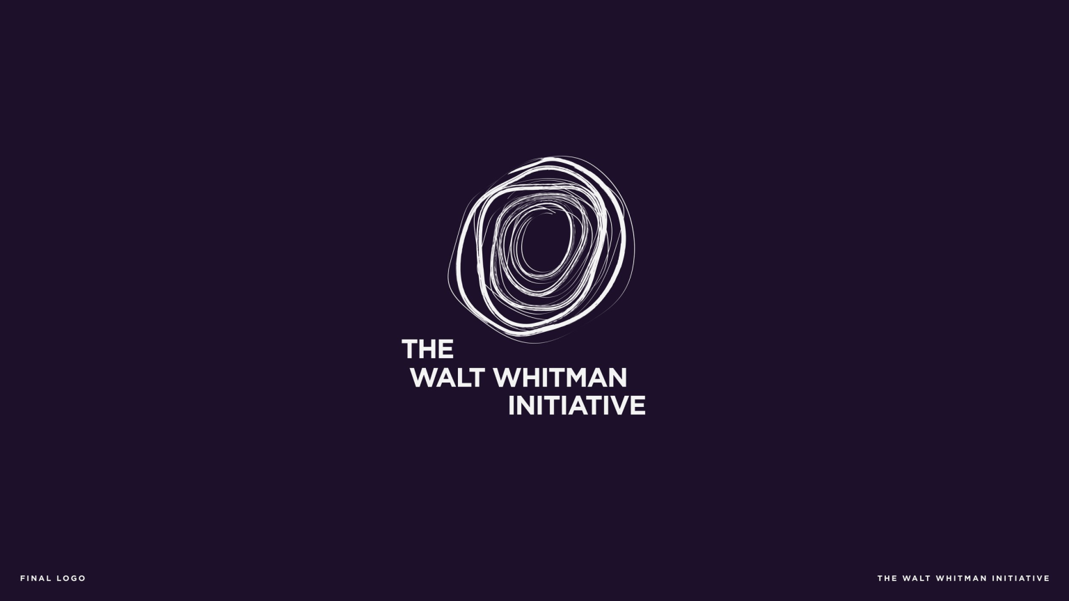 The Walt Whitman Initiative