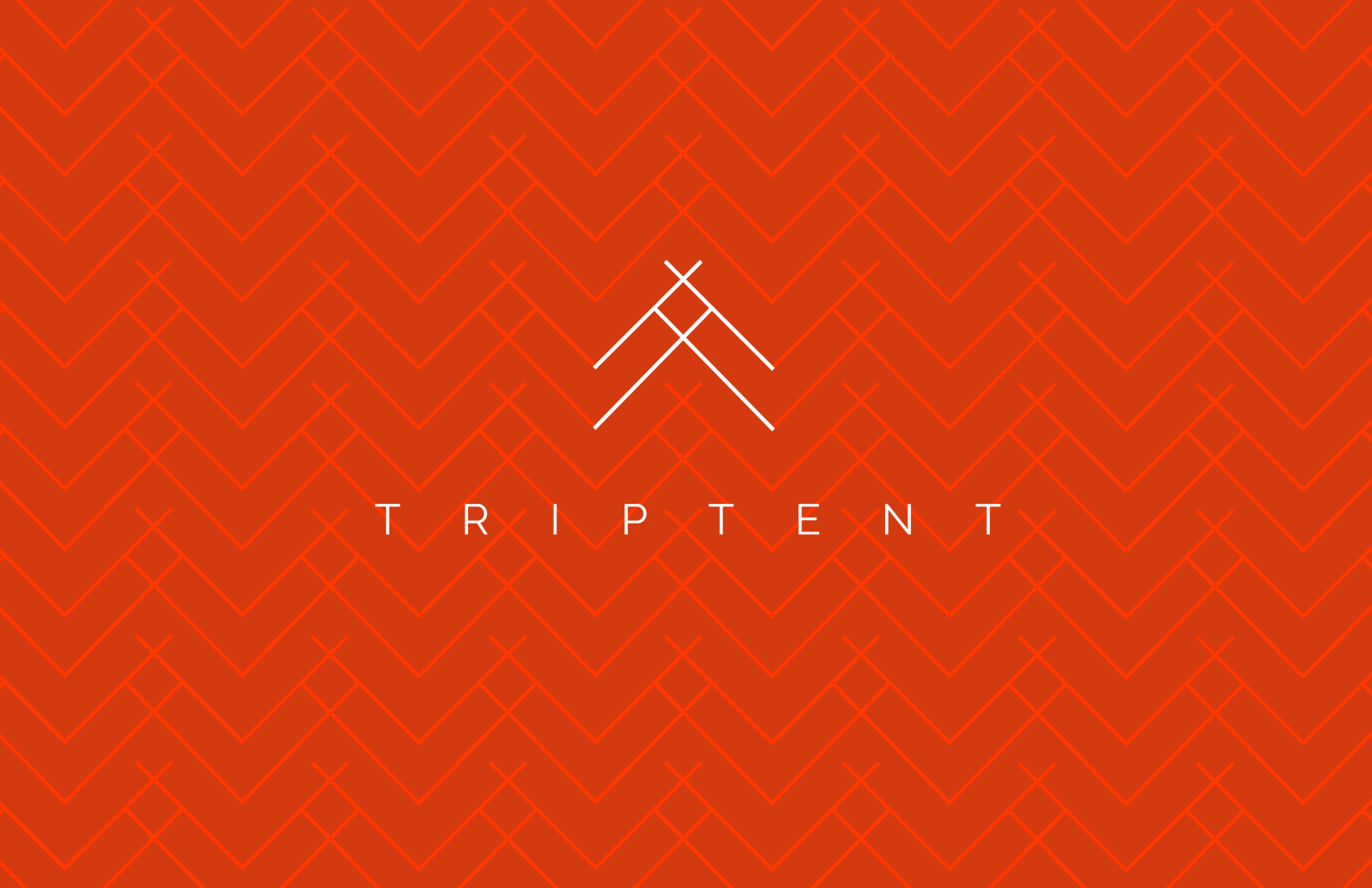 Triptent: An Agency Re-Brand