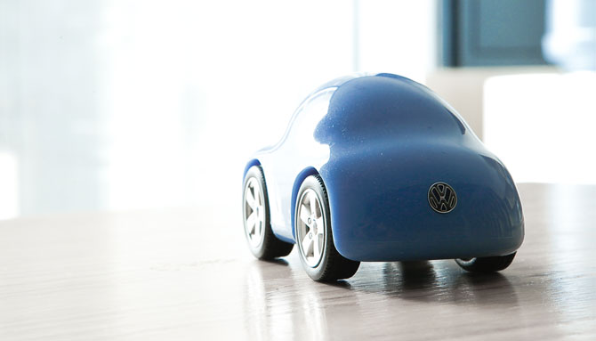 The People's Car Project - Volkswagen