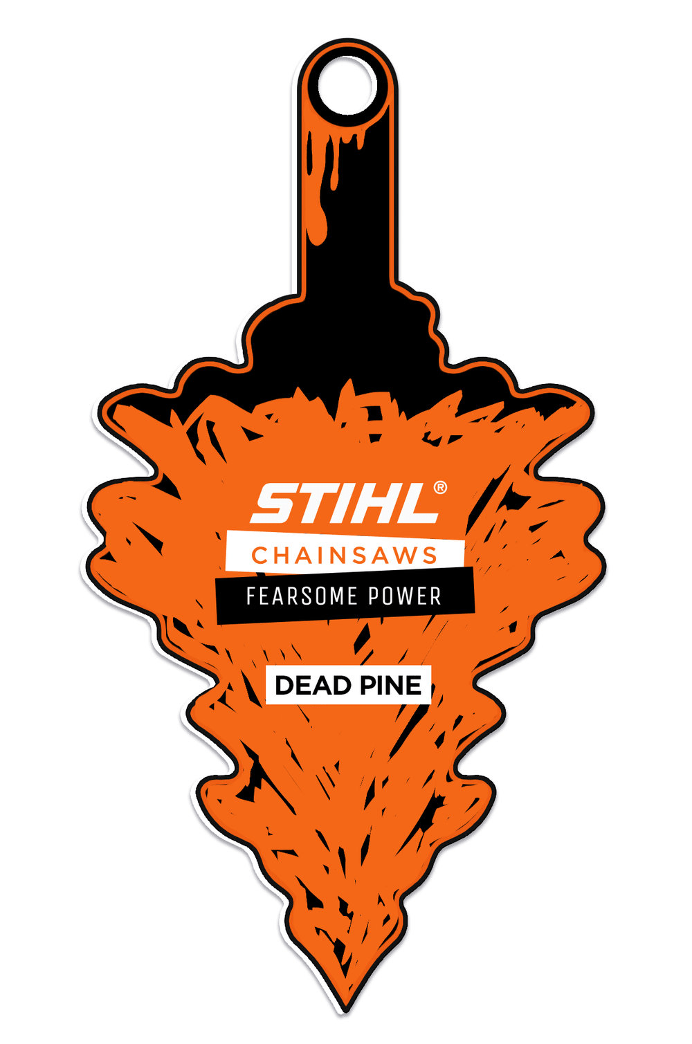Stihl - Fearsome Power