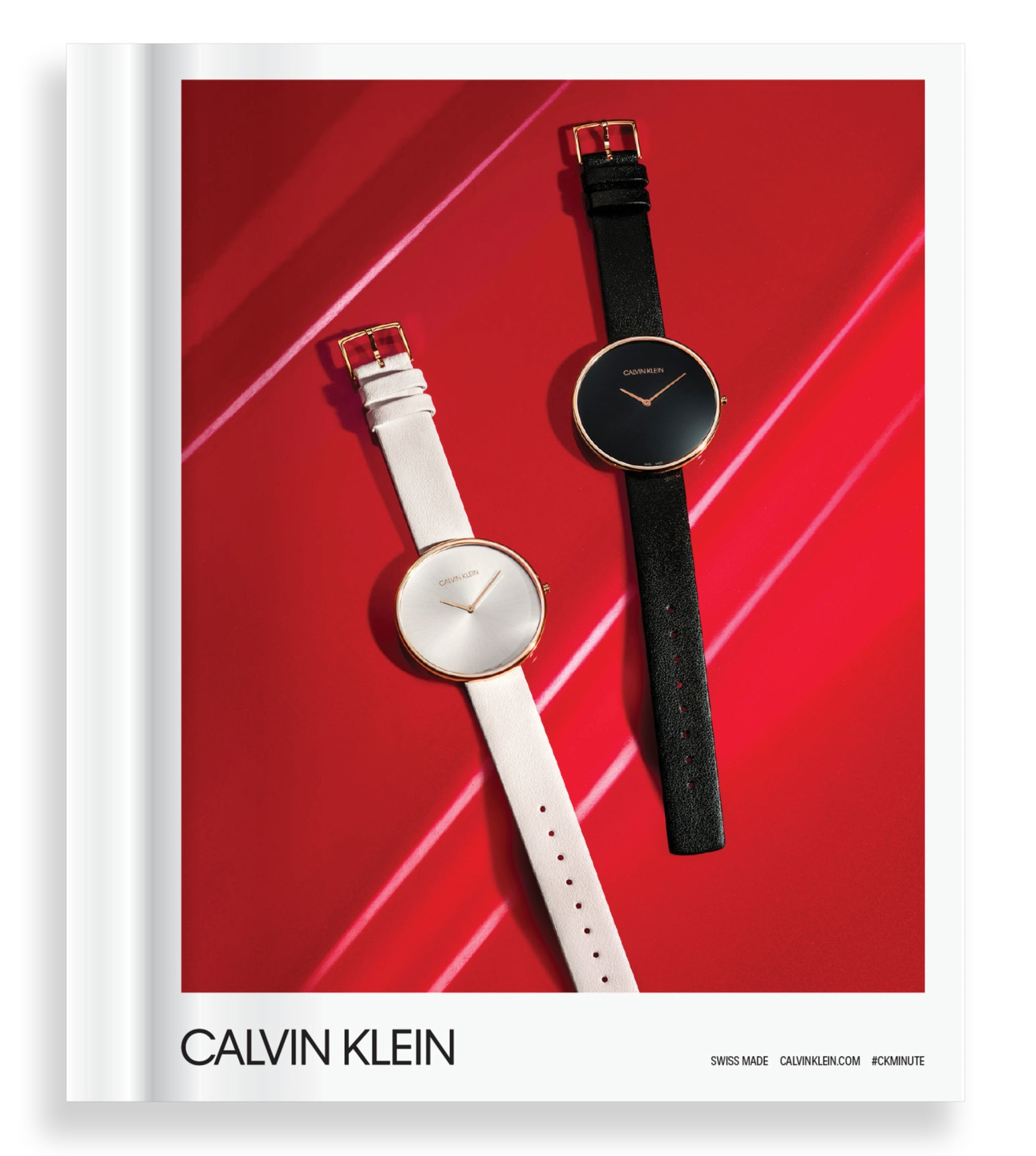 Calvin Klein Watches & Jewelry Campaign