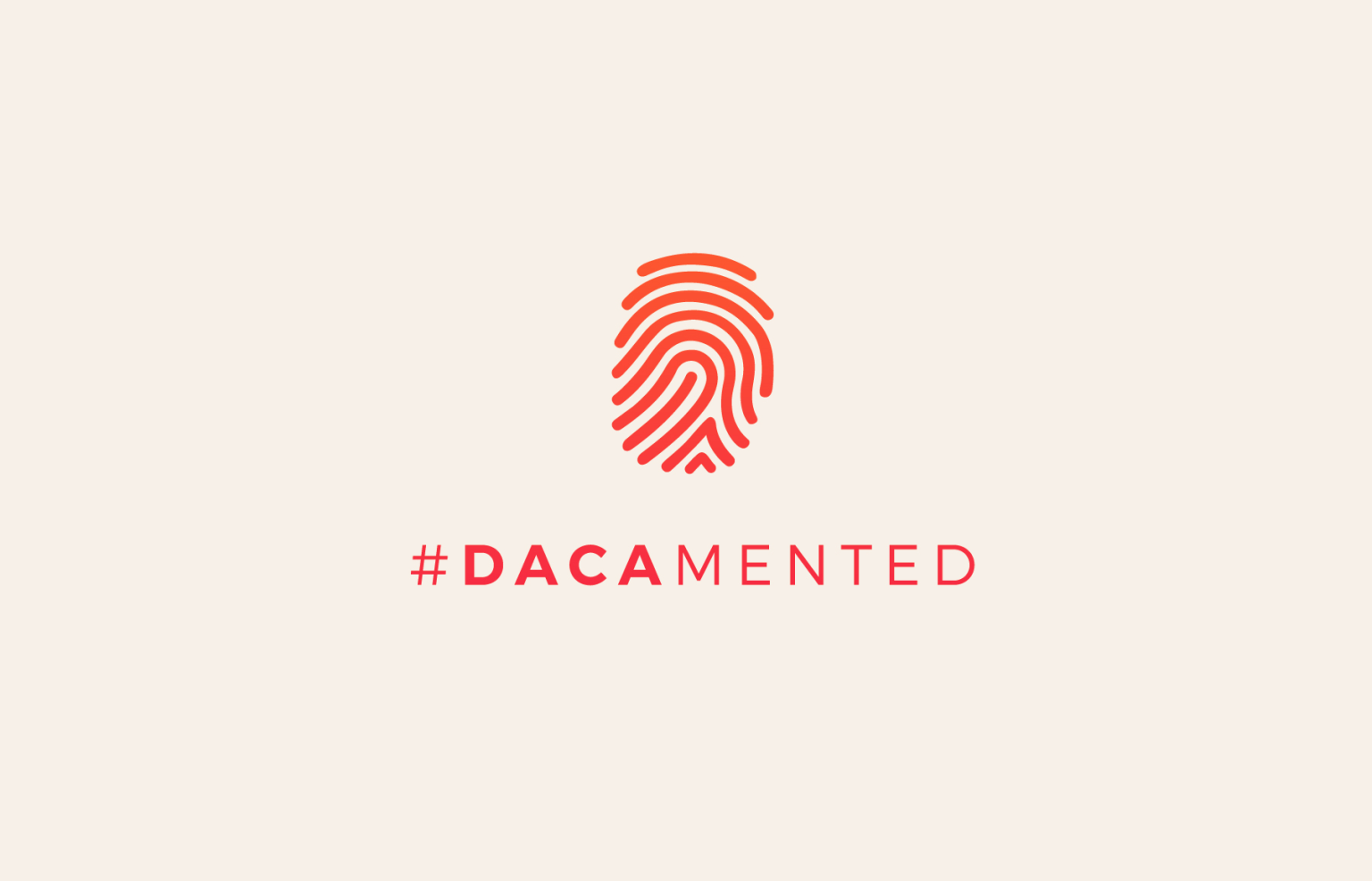 DACAMENTED LOGO AND SOCIAL MEDIA FLYER