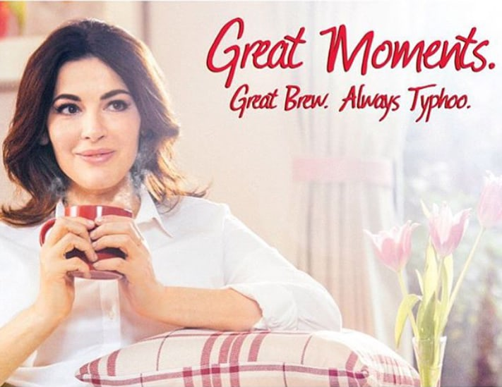 Great Moments. Great Brew. Always Typhoo