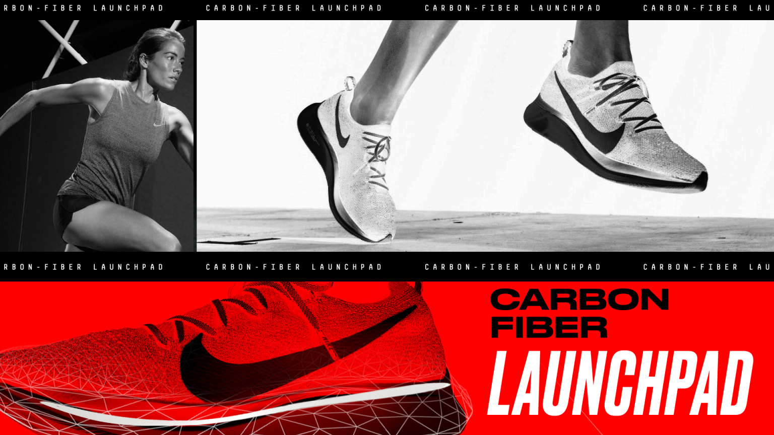 NIKE ZOOM FLY DIGITAL CAMPAIGN