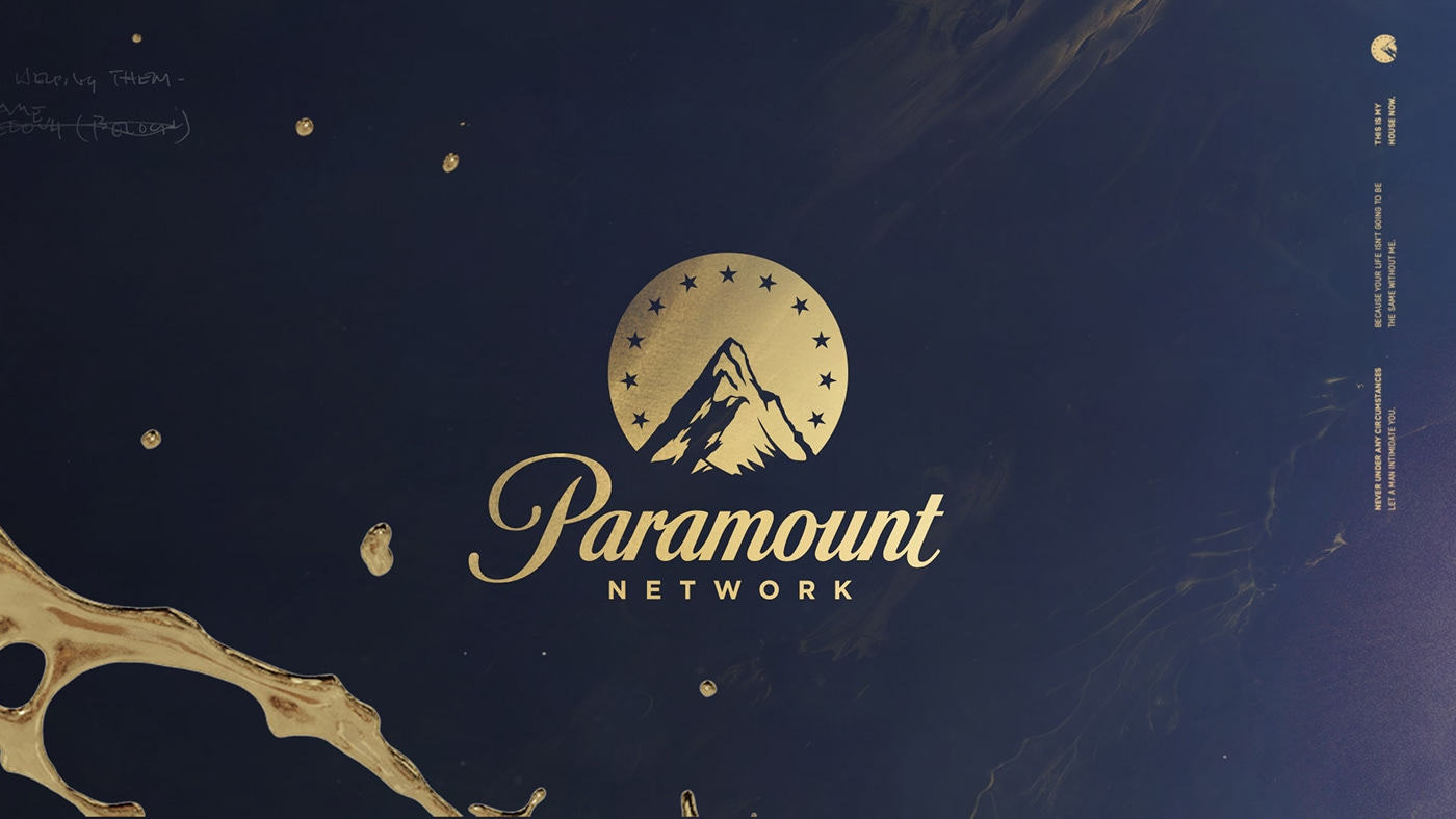 PARAMOUNT NETWORK PITCH
