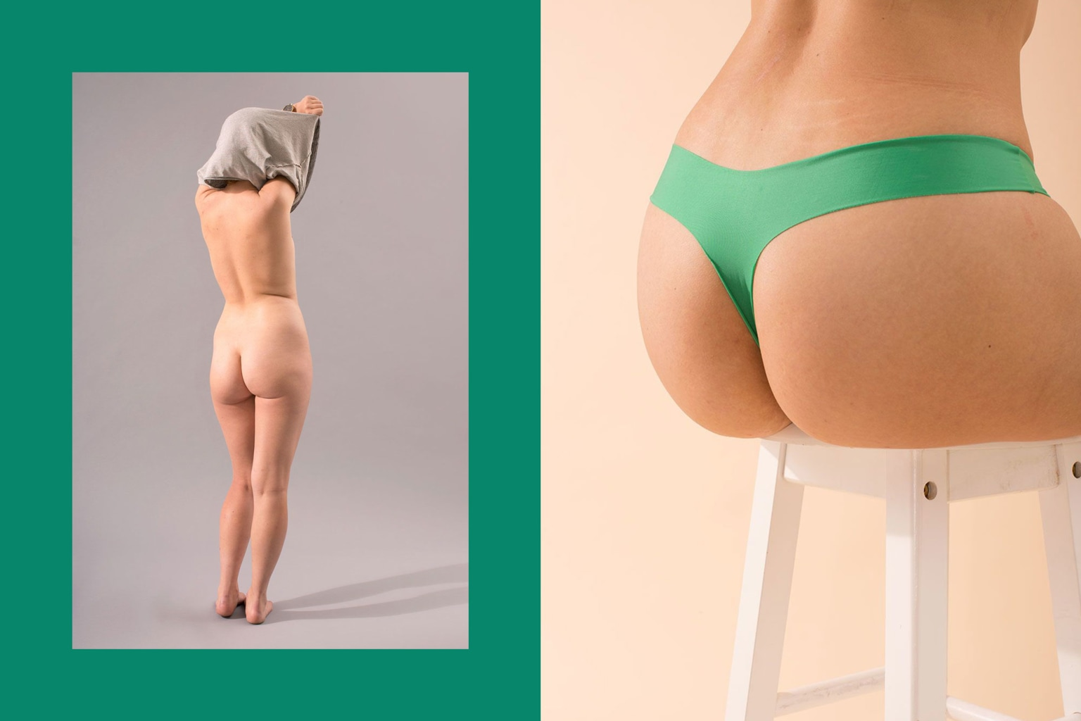 """Refinery29 """"What Unretouched Butts Look Like In Case You Forgot"""""""
