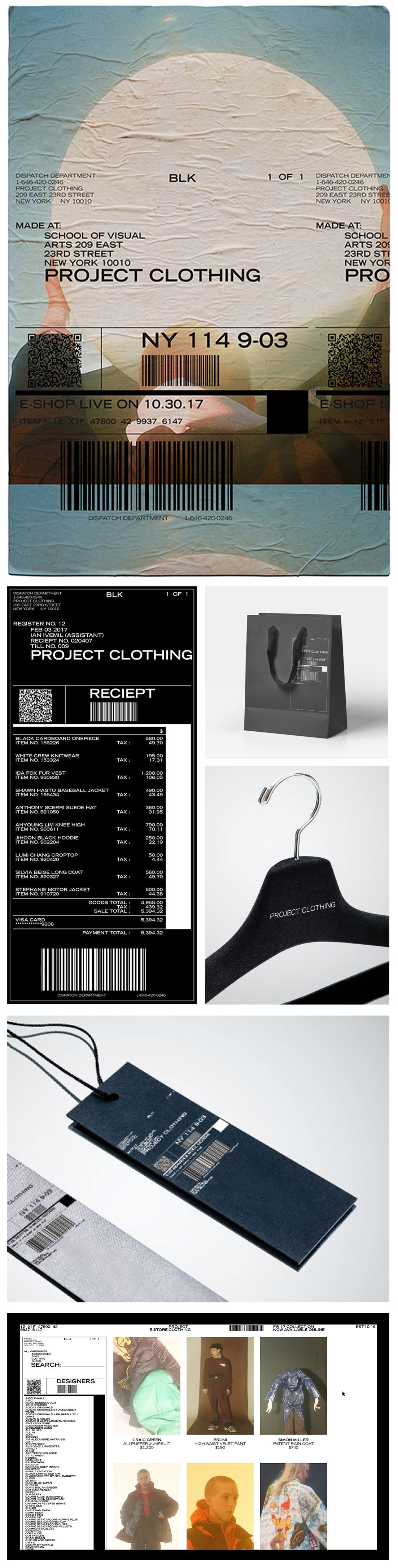 Project Clothing