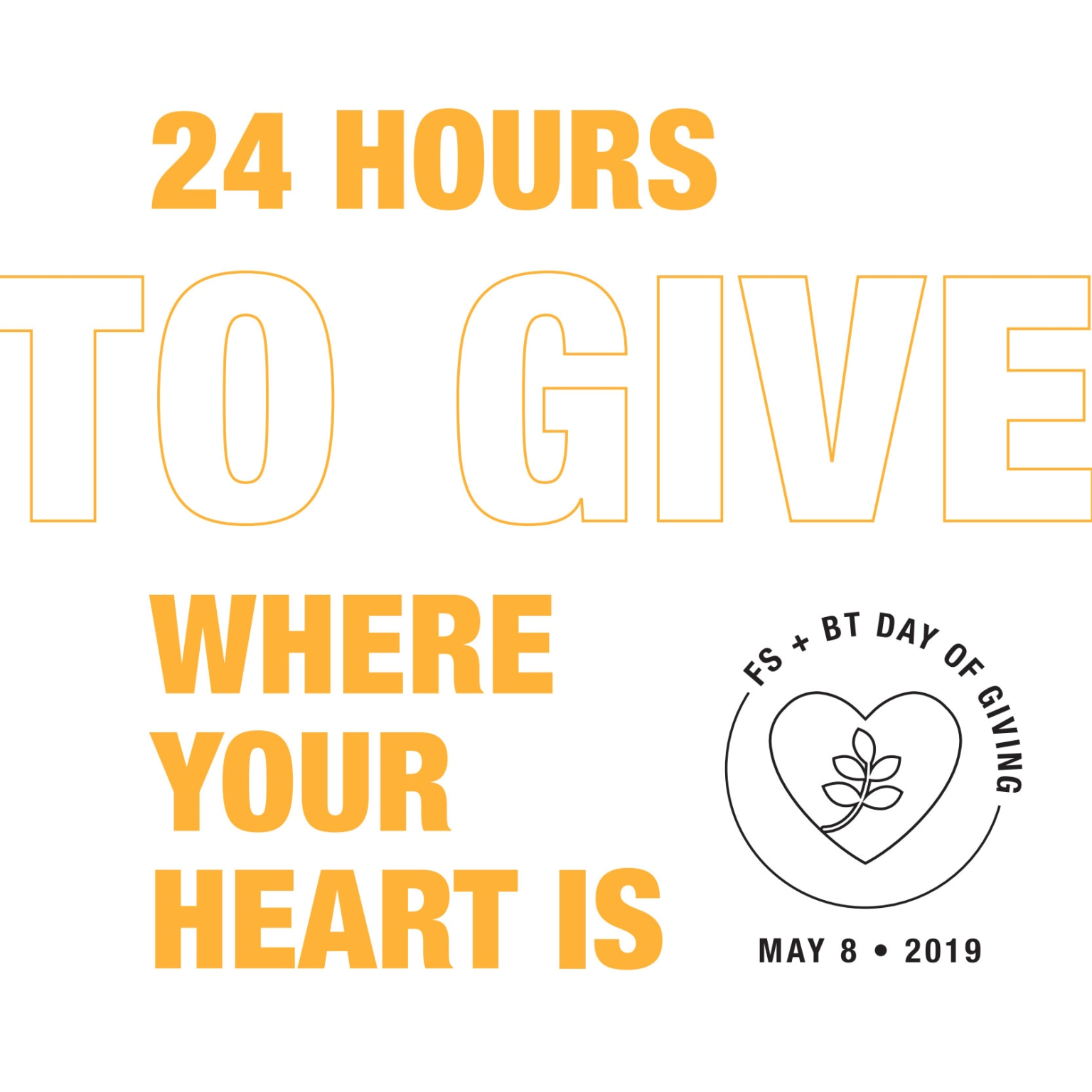 Day of Giving Campaign