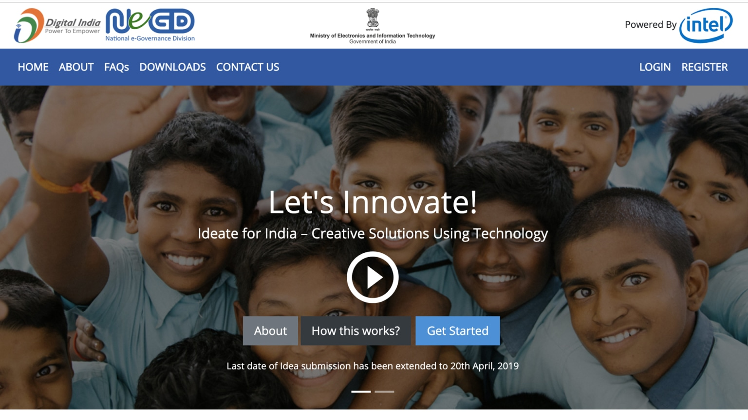 Ideate for India