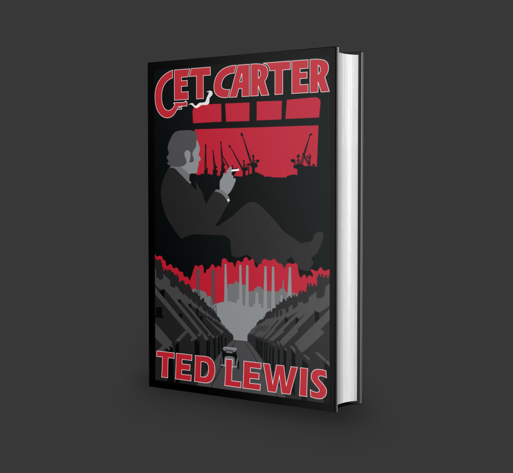 Get Carter Series Book Covers