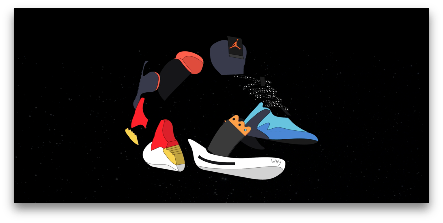 "Jordan ""Own the Game"" for All Star Weekend 2019"