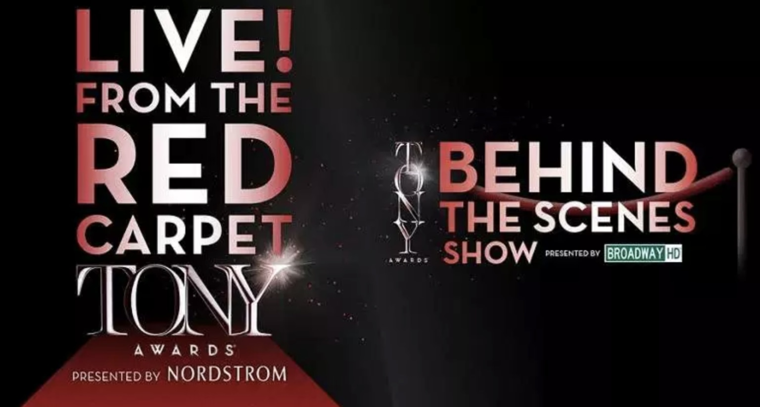 70th Annual Tony Awards Digital Experience (Webby Winner)