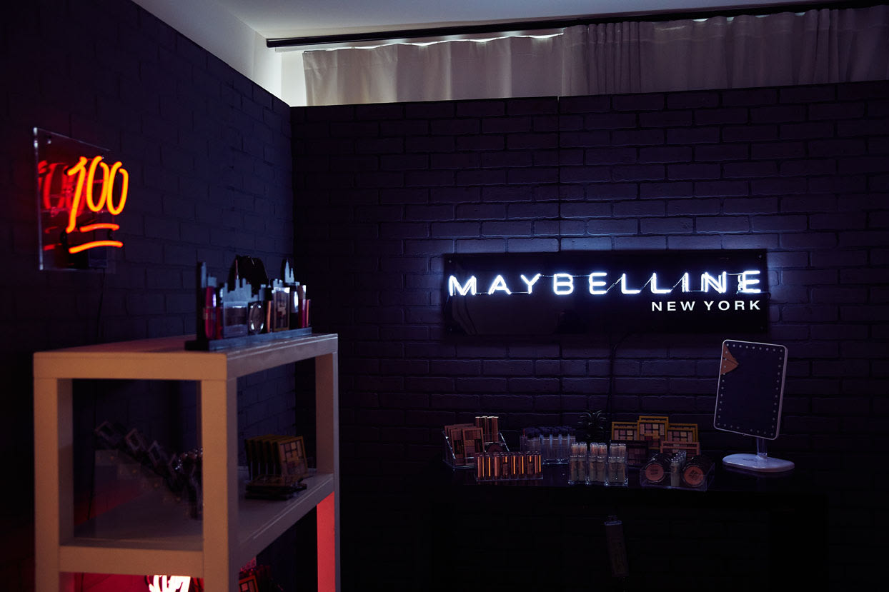EVENT: Maybelline NYFW - Sept 2018