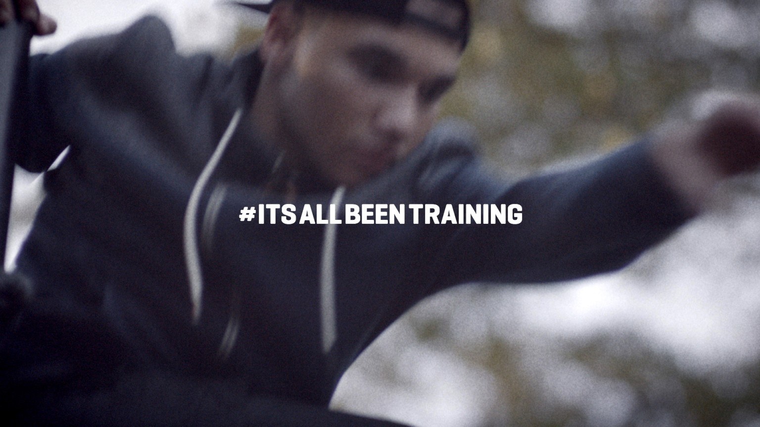 """It's All Been Training"""