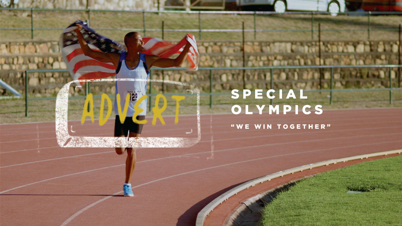 "Special Olympics - ""We Win Together"" (Advert)"