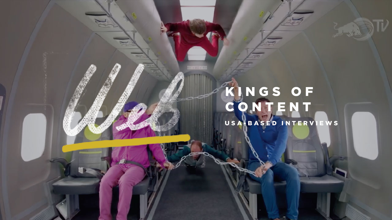 """KINGS OF CONTENT"" YOUTUBE RED"