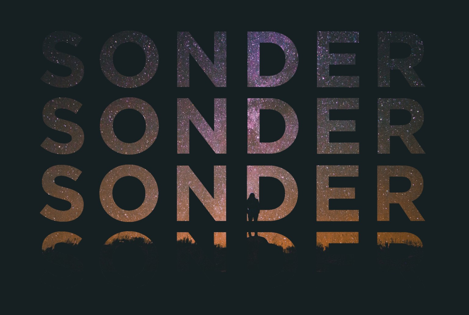 Sonder: An evening of connection