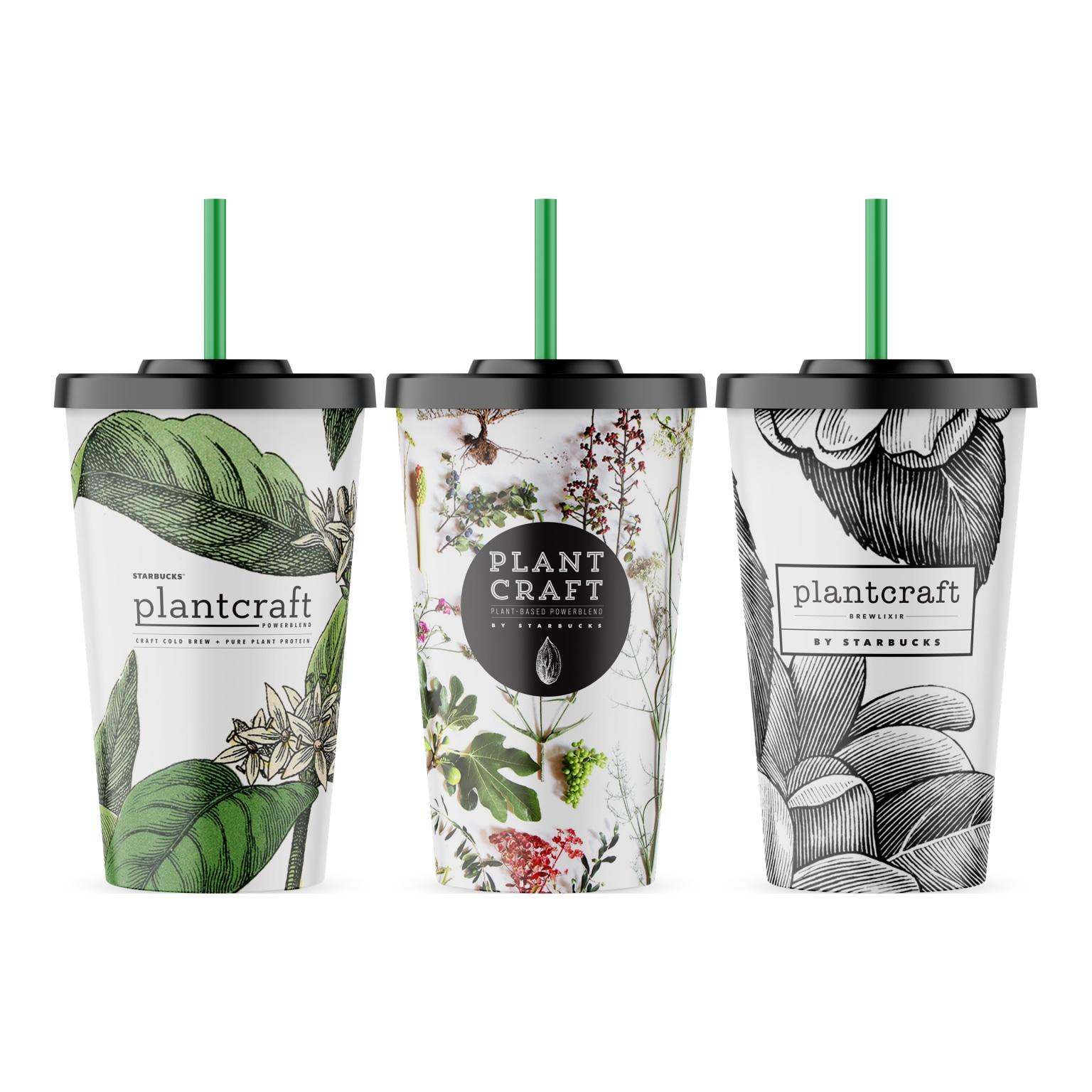 Starbucks Plant Based Concept Deck