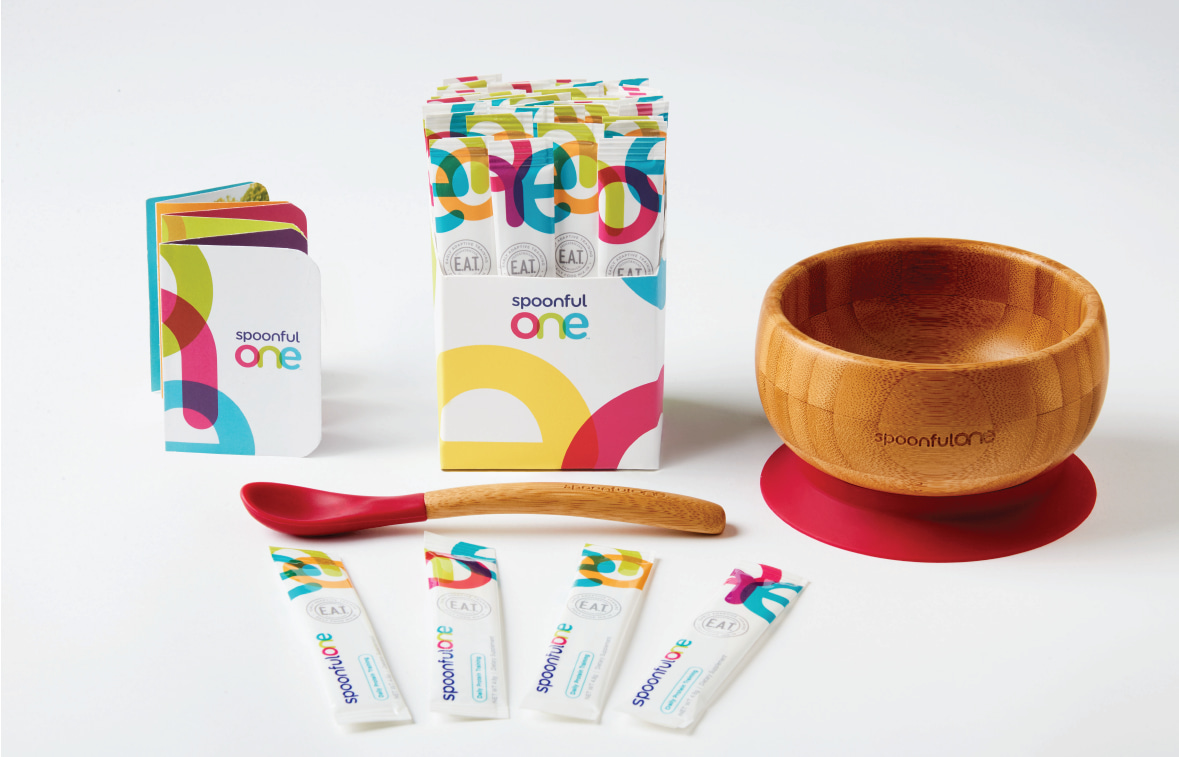SpoonfulOne Brand System