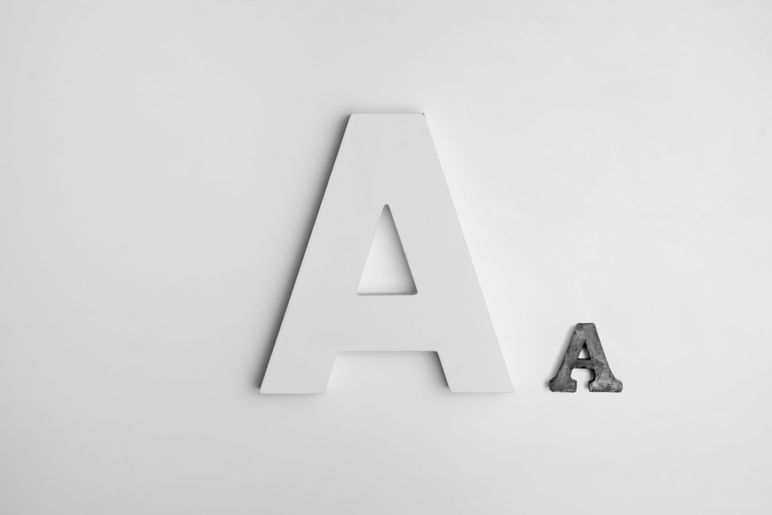Font size matters - why you should design with a larger font