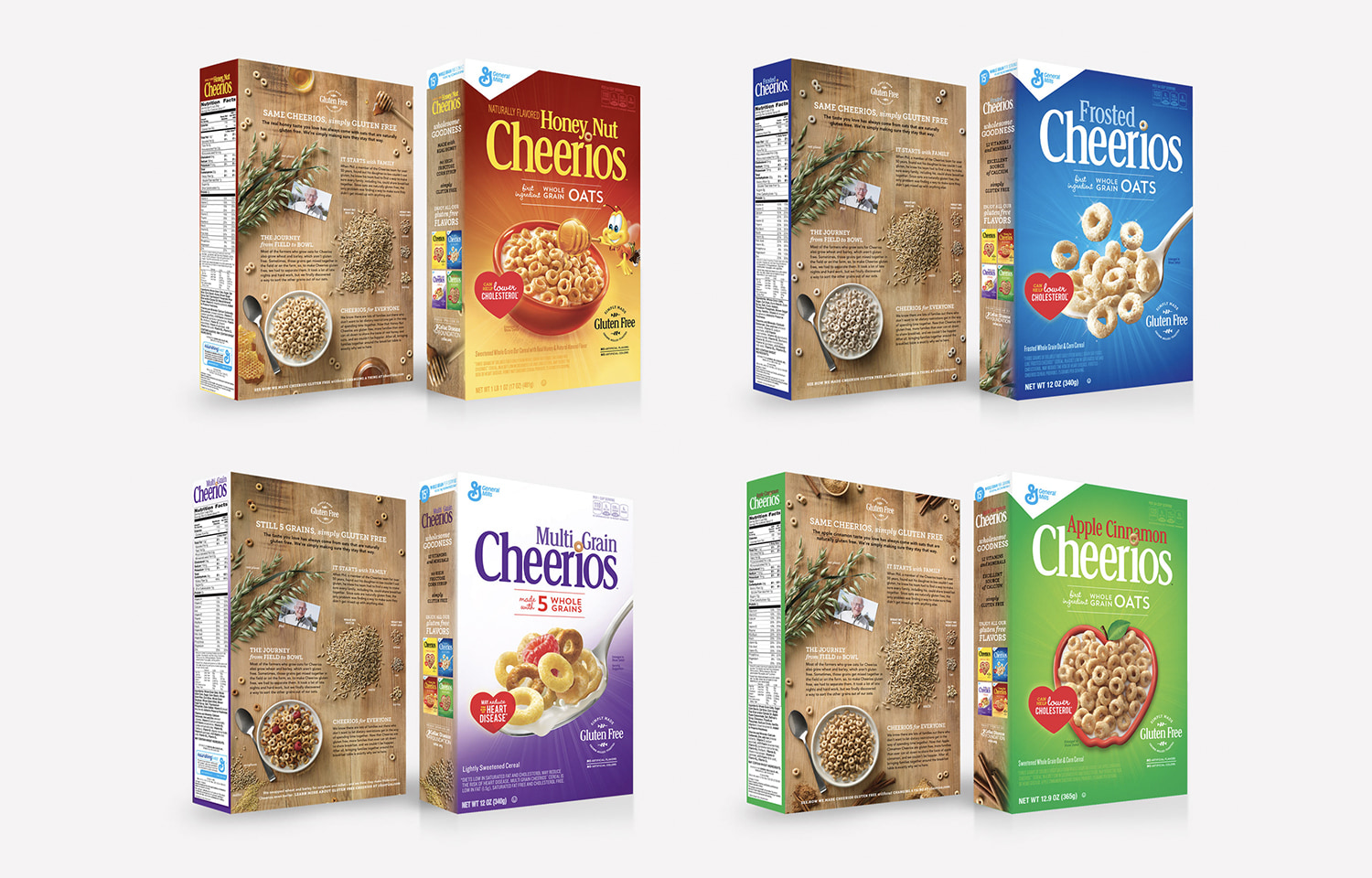 Gluten Free Cheerios Product Launch