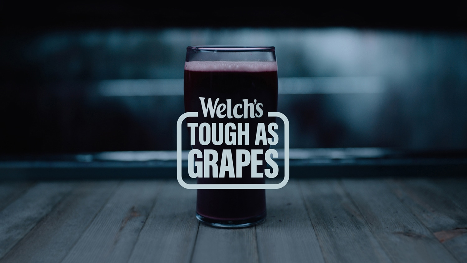 Welch's Tough as Grapes Anthem