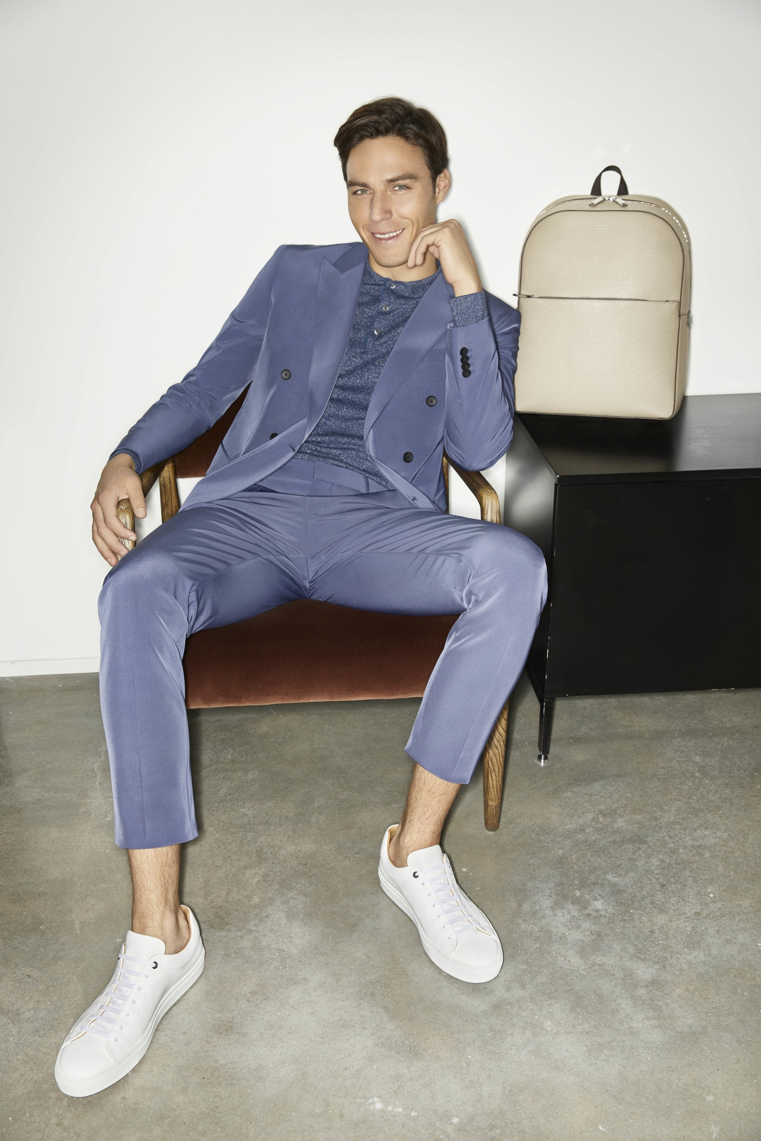 Hugo Boss Spring + GQ