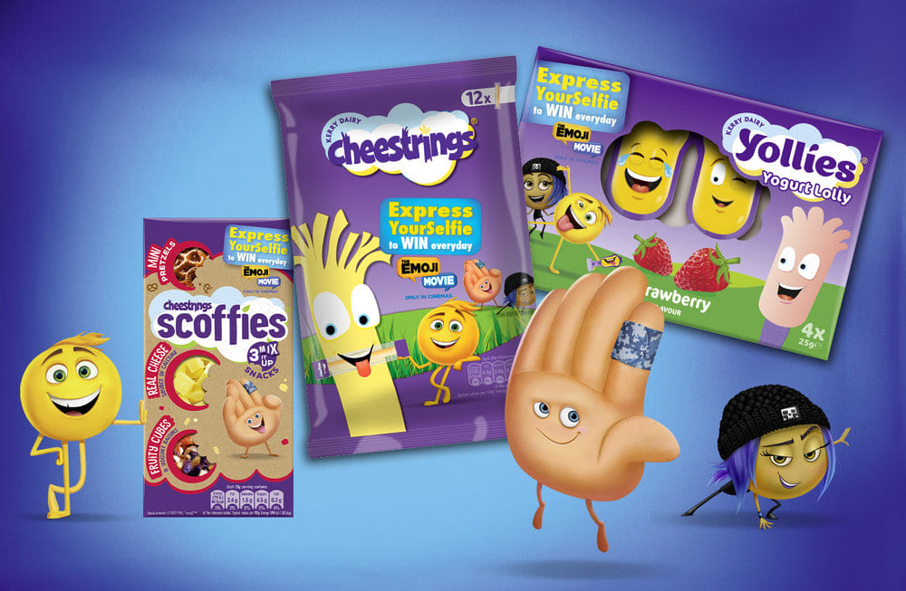 Cheestrings – Express your selfie
