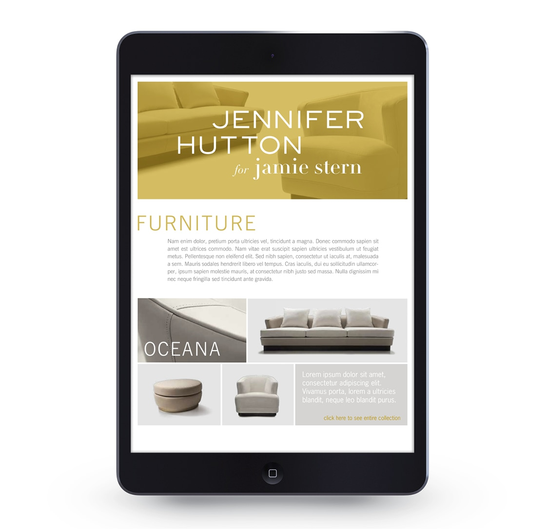 Jennifer Hutton for the Home