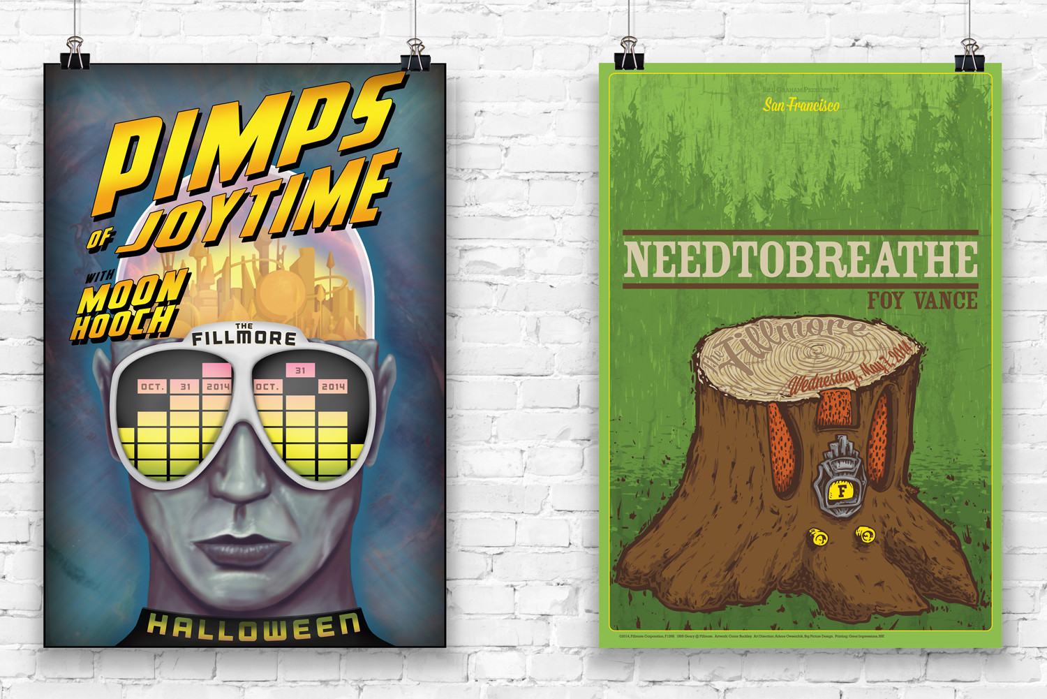 The FIllmore - San Francisco - Posters